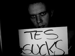 tes sucks